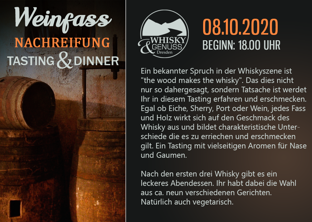 Whiskytasting Irish Fiddler Dresden